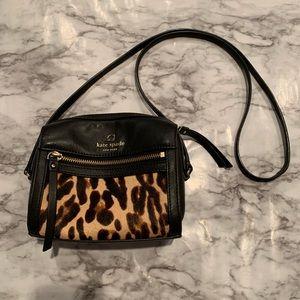 Kate Spade LooLoo Leopard Print Crossbody Bag